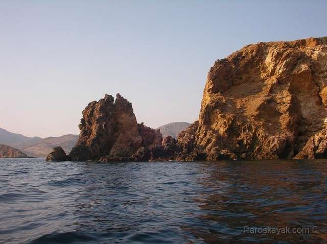 Sea Kayaking the West Cyclades