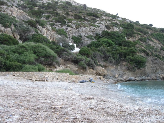 Sea kayaking the Dodecanese
