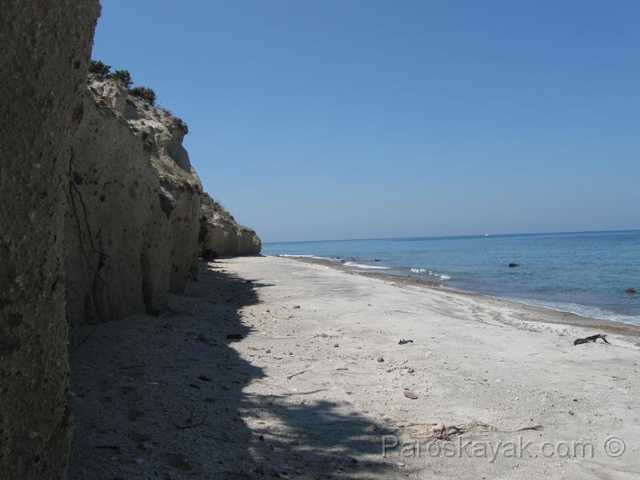 The West coast of Kos island
