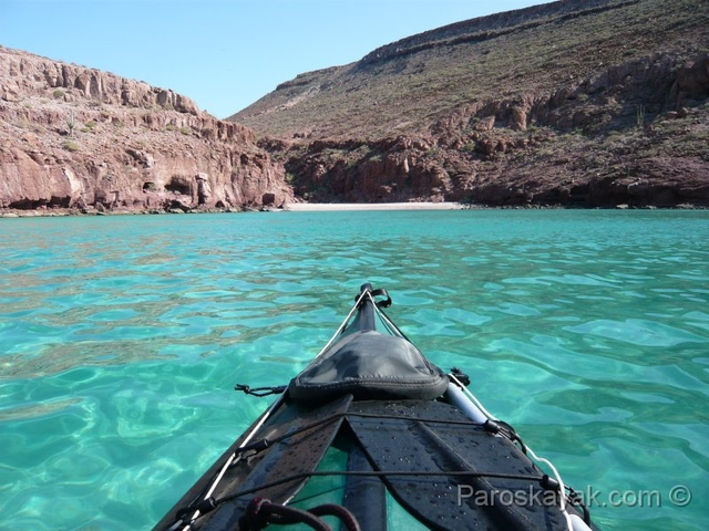 Day  8 = Isla San Francisco - Isla Partida (18nm)