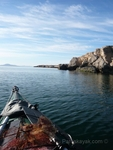 Day 7 = Punta Mangle - Isla Coronados - Loreto (17nm)