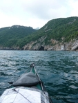 Veneto sea caves
