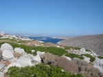 Looking NW towards Astypalaia island
