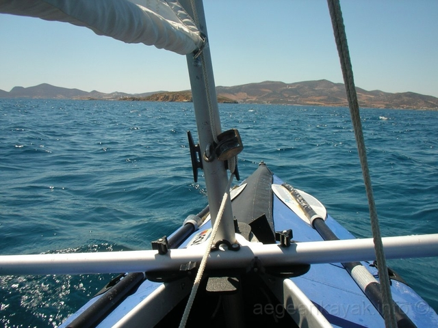 Antiparos channel